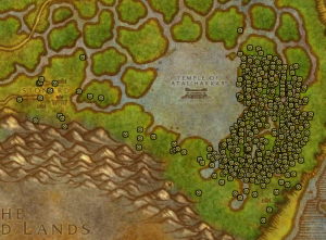 Classic Wow Onyyxia's Lair Attunement Guide Somnus Map