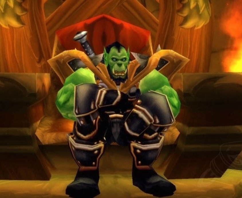 Classic Wow Onyyxia's Lair Attunement Guide Thrall