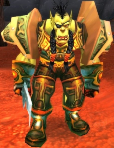 Classic Wow Onyyxia's Lair Attunement Guide Warlord Goretooth
