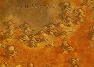 Classic Wow Onyyxia's Lair Attunement Guide Warlord Goretooth Map