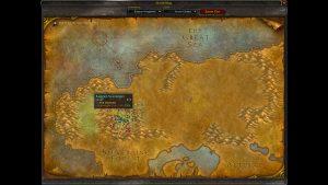 Classiccodex Wow Classic 1.13 Quest Map Addon