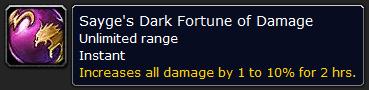Darkmoon Faire (DMF) buff