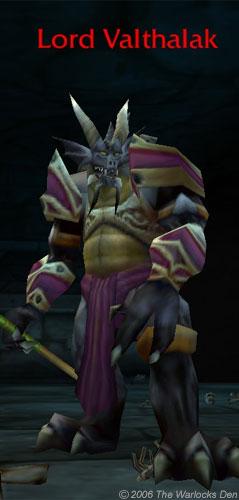 Lord Valthalak