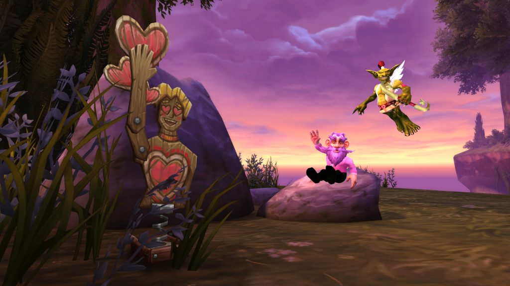 Love Is In The Air Feb 11 16 In Wow Classic