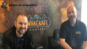 Media Summit Interview With Developers About Wow Classic