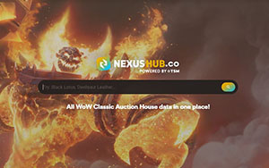 Nexushub Wow Classic Auction House Tool