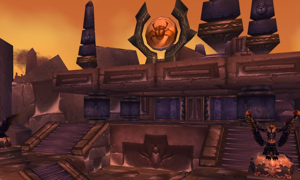 Second Aq Ptr Stress Test On June 25 In Wow Classic