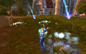 Vanilla WoW AoE Mage Grinding Guide