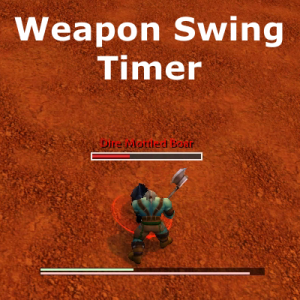 Weaponswingtimer Wow Classic Addon
