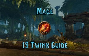 Wow Classic 19 Twink Mage Guide
