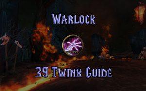 Wow Classic 39 Twink Warlock Guide