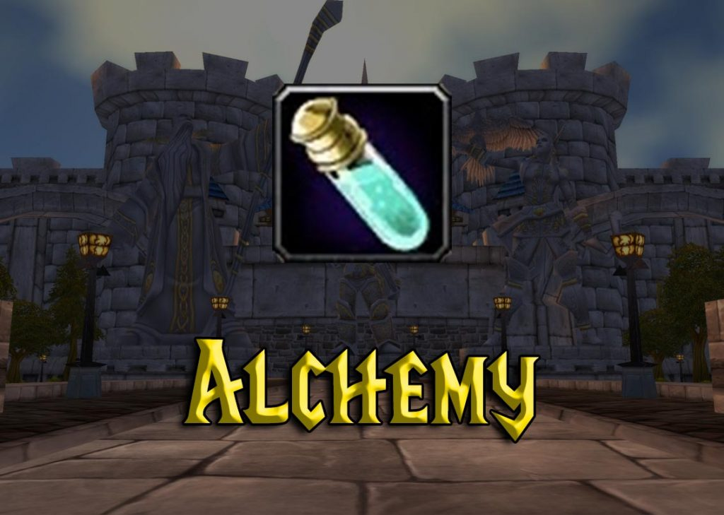WoW Classic Alchemy Guide 1 to 300