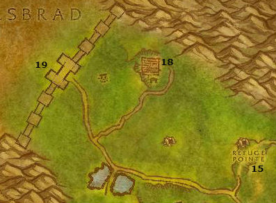 Wow Classic Alliance Leveling Guide 30 31 Arathi