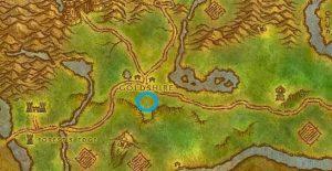 Wow Classic Darkmoon Faire Elwynn Forest Location