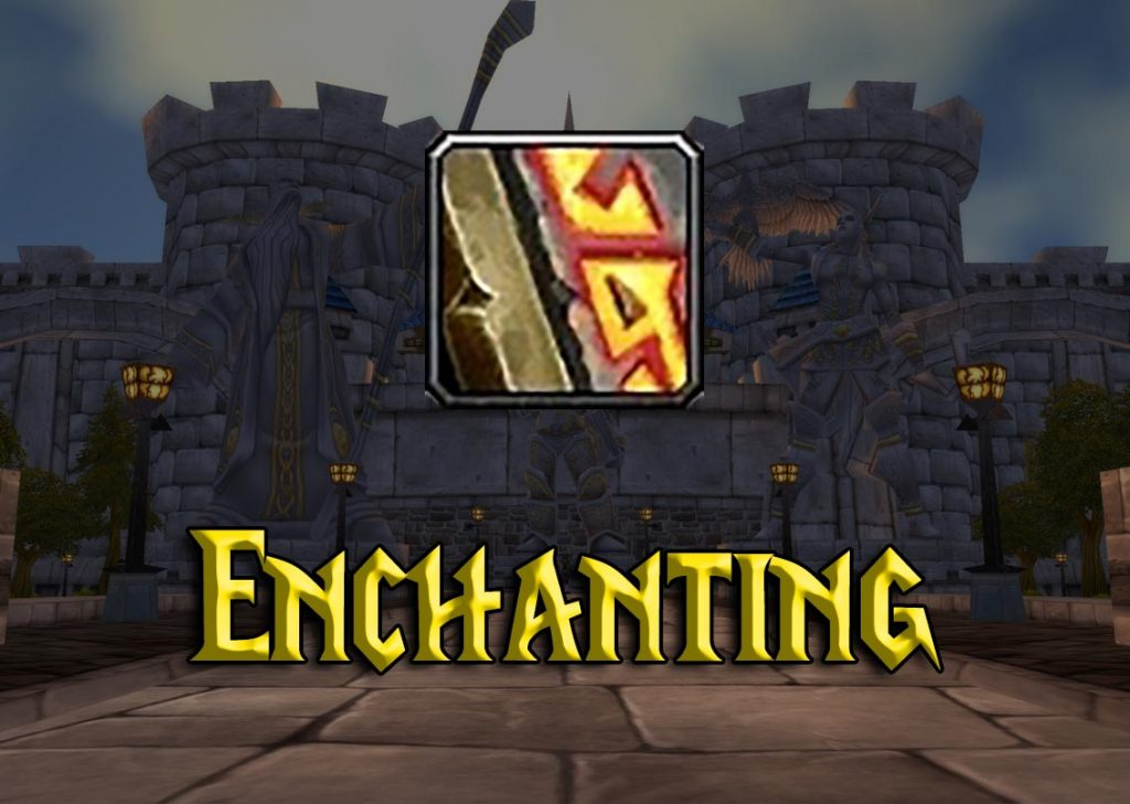 WoW Classic Enchanting Guide 1 – 300