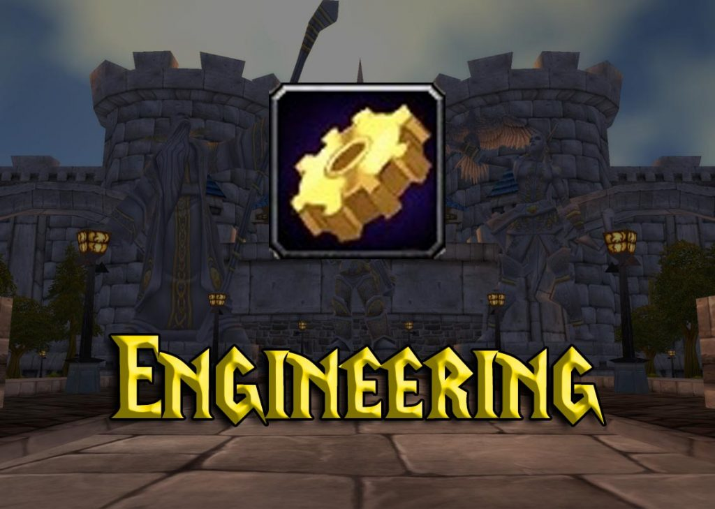 WoW Classic Engineering Guide 1 - 300