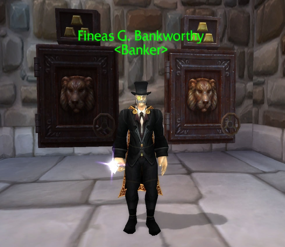 Wow Classic Gold Guide Make And Use A Bank Alt