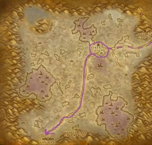 Wow Classic How To Get To Aq20 Ruins Of Ahn'qiraj