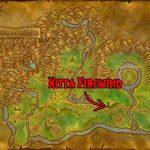 WoW Classic Kitta Firewind Location