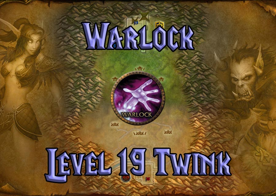 Wow Classic Level 19 Twink Warlock Guide