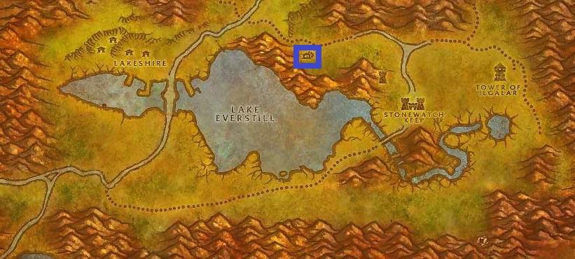 Wow Classic Lockpicking Guide Redridge Mountains