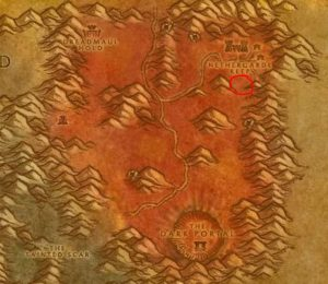 Wow Classic Midsummer Fire Festival Guide Images Blasted Lands Bonfire Map Location