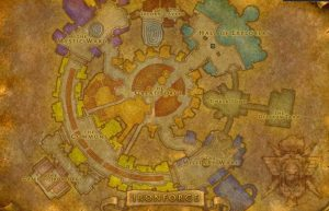 Wow Classic Midsummer Fire Festival Guide Images Ironforge Bonfire Map Location