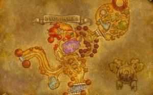 Wow Classic Midsummer Fire Festival Guide Images Orgrimmar Bonfire Map Location