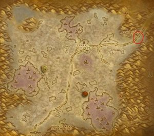 Wow Classic Midsummer Fire Festival Guide Images Silithus Bonfire Map Location