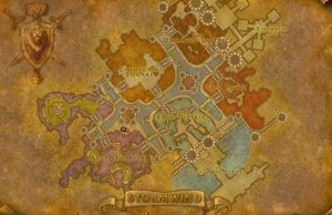 Wow Classic Midsummer Fire Festival Guide Images Stormwind's Bonfire Map Location