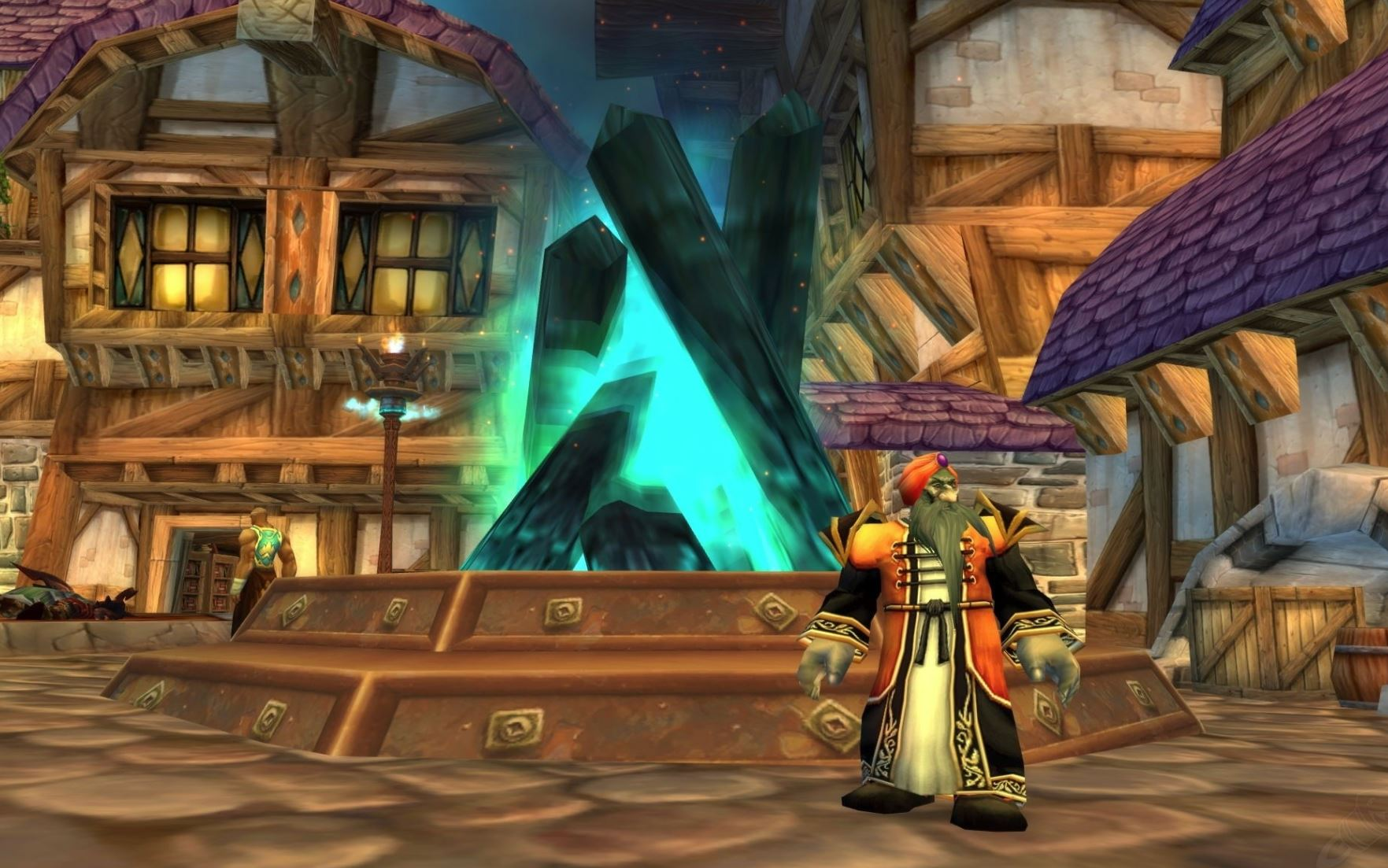 Wow Classic Midsummer Fire Festival Guide Images Stormwind's Bonfire