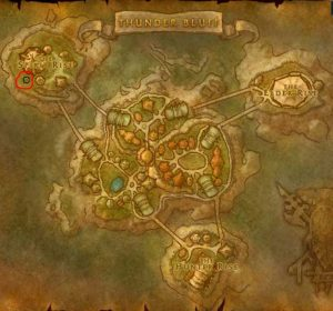 Wow Classic Midsummer Fire Festival Guide Images Thunder Bluff Bonfire Map Location