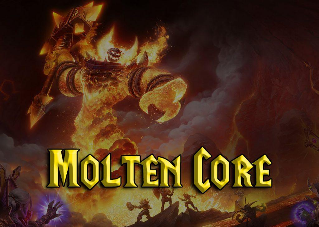 Wow Classic Molten Core Guide