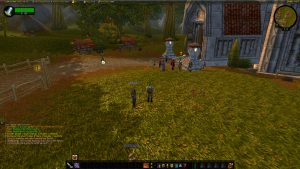 Wow Classic Northshire Abby Stress Test