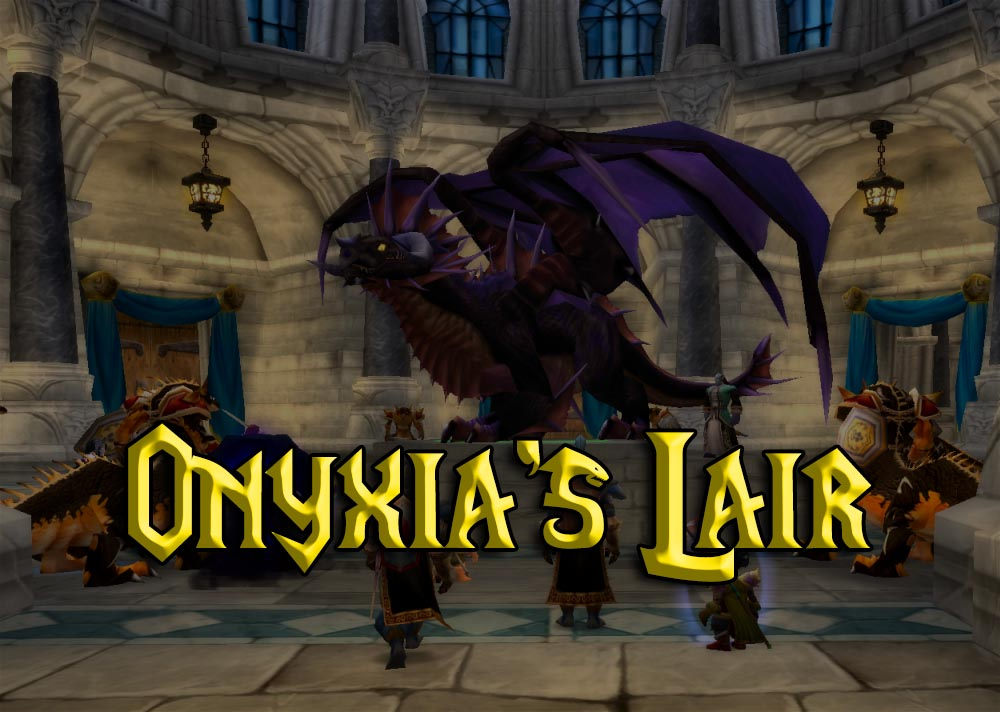 Wow Classic Onyxia's Lair Guide