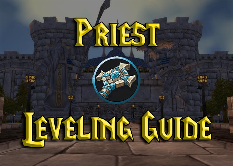 WoW Classic Priest Leveling Guide