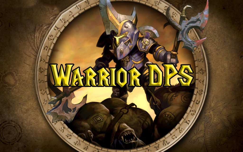 Wow Classic Pve Dps Warrior Guide