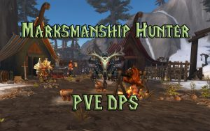 Wow Classic Pve Marksmanship Hunter Guide