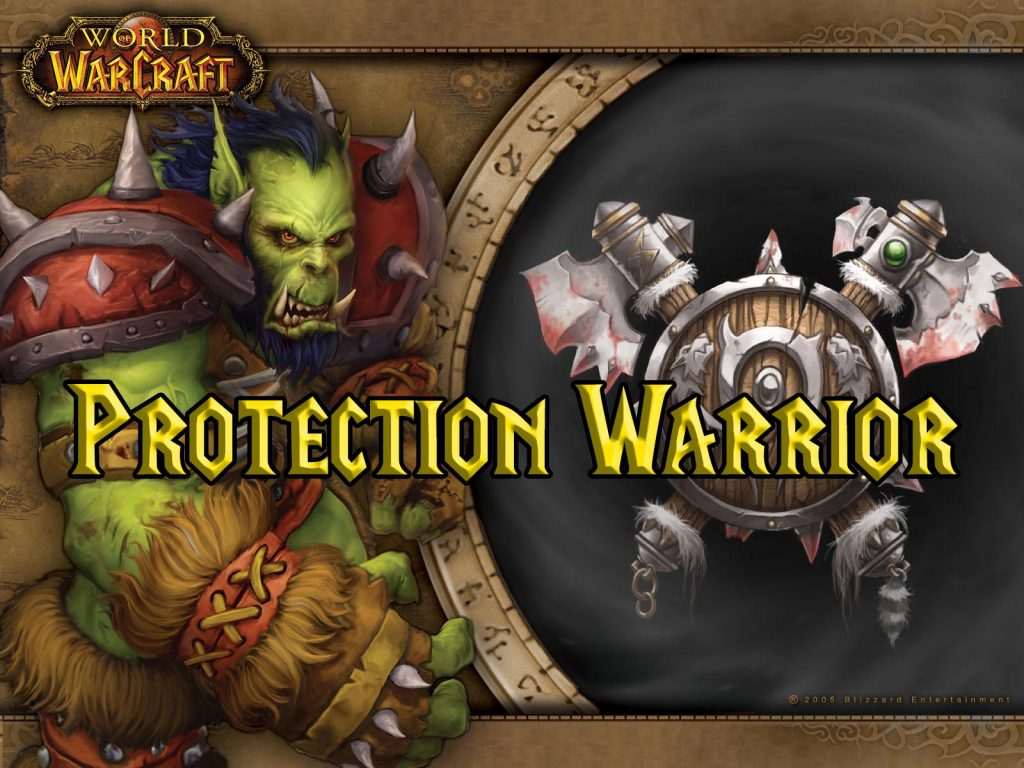Wow Classic Pve Protection Warrior Tank Guide