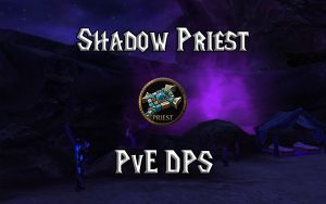 Wow Classic Pve Shadow Priest