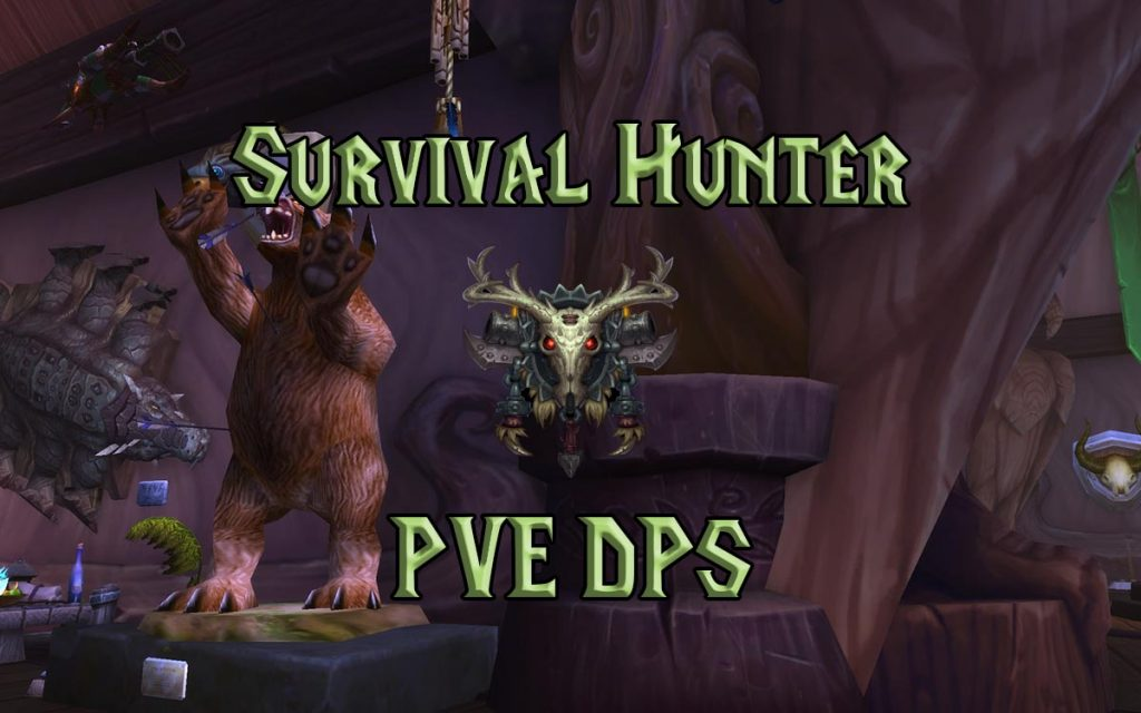 Wow Classic Pve Survival Hunter Guide