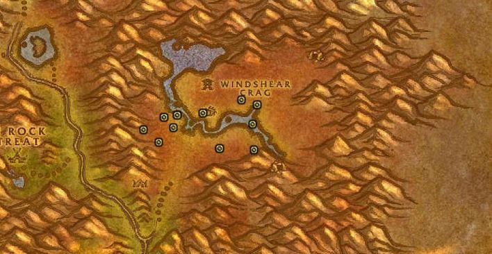Wow Classic Rogue Lockpicking Stonetalon Mountains