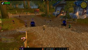 Wow Classic Stress Test Goldshire