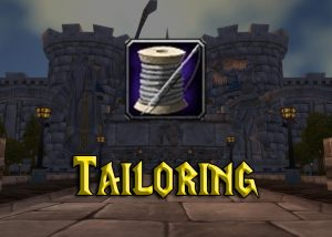 WoW Classic Tailoring Guide 1 - 300