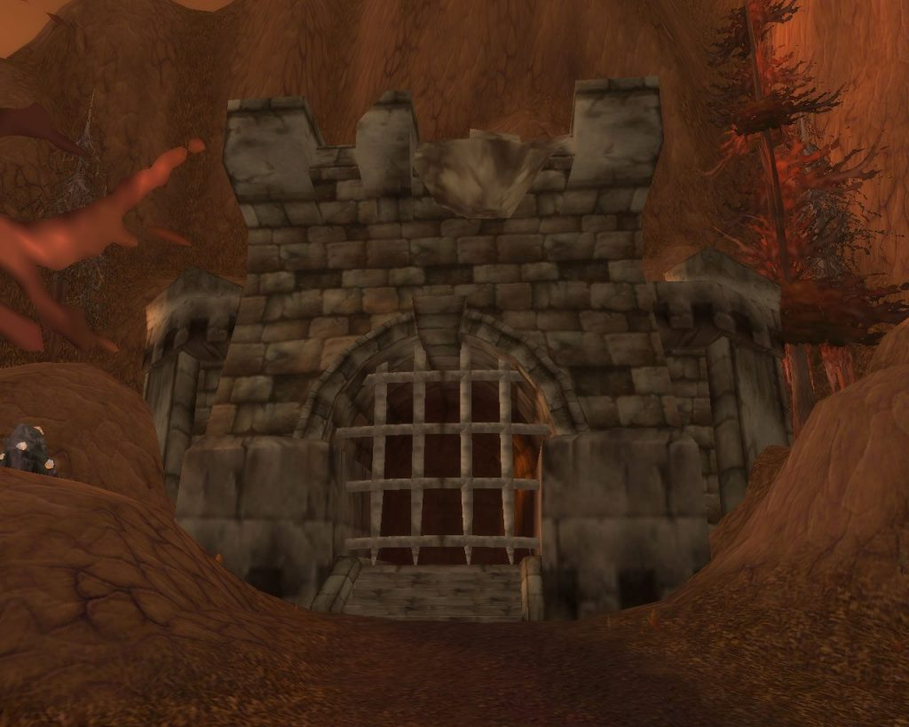 Wow Classic Undead Strathome Entrance