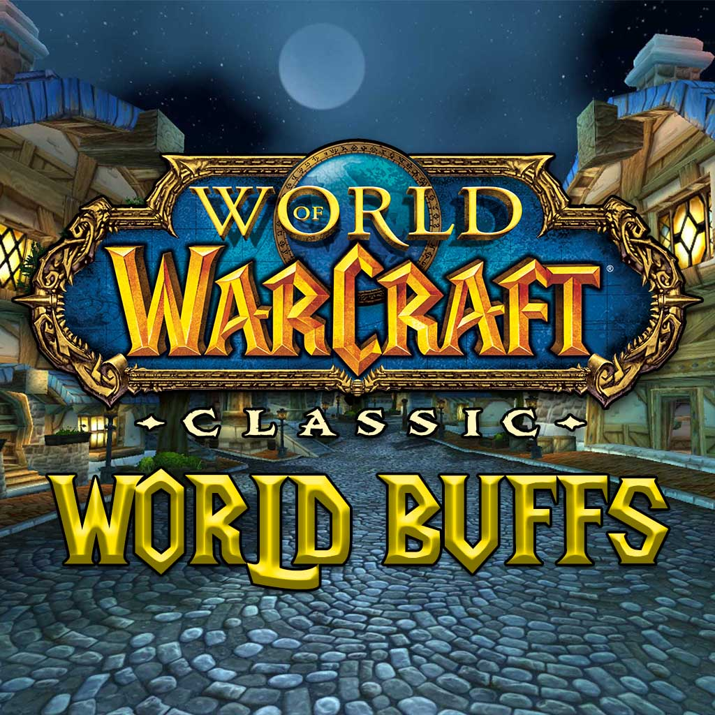 WoW Classic World Buffs Guide