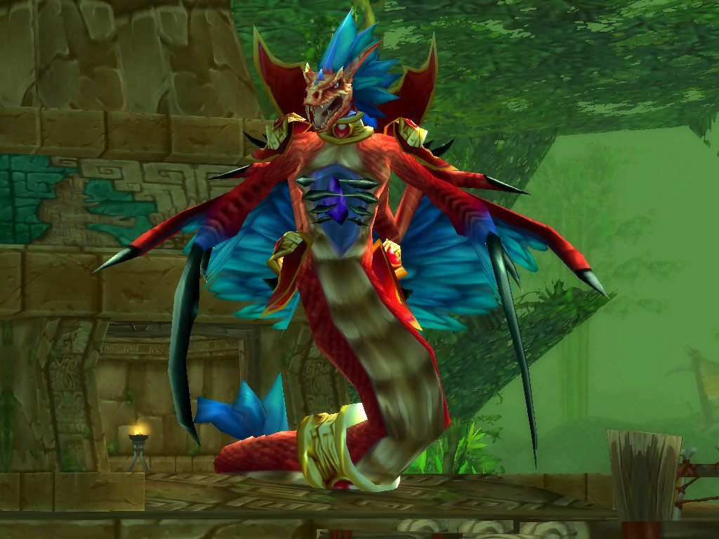 Wow Classic Zul'gurub Hakkar The Soulflayer