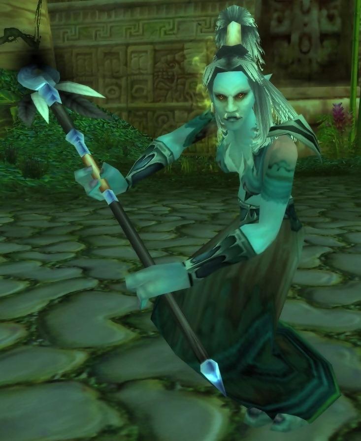 Wow Classic Zul'gurub High Priestess Jeklik (bat)