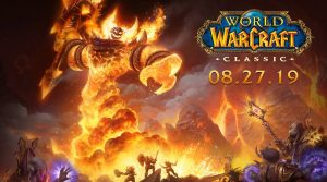 Wow Classic Goes Live Worldwide August 27