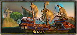 wow classic boats
